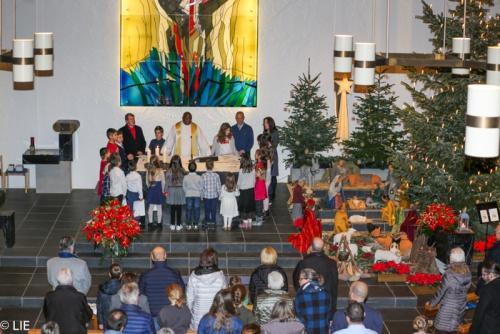 Familien-Gottesdienst 24.12.19