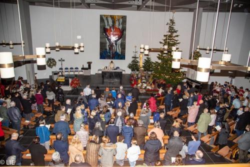 Familien-Gottesdienst am 24.12.18