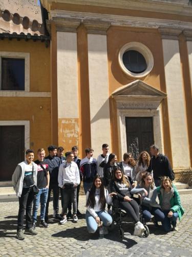 Romreise 2019 der Firmanden