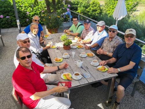 Jahresausflug Schola vom 5. Juli 2019